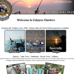 Fishing Guide Website